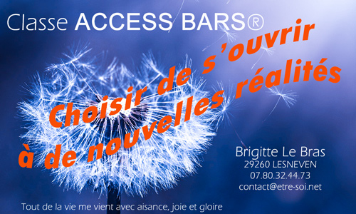22 juin access bars-access consiousness-Lesneven-Brest-Finistere